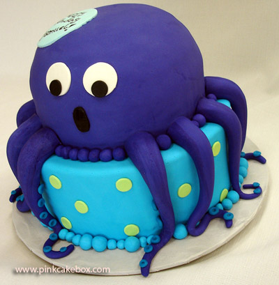 2011 Kids Birthday Cakes Ideas