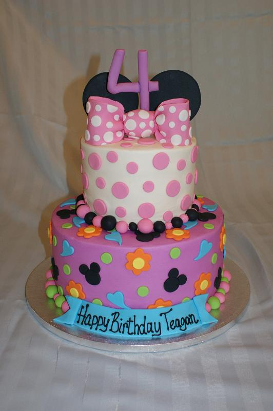 Birthday Cakes For Girl Kid Image Inspiration of Cake and