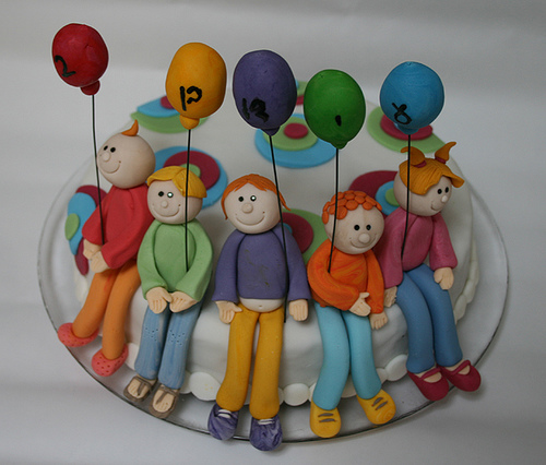 2011 Kids Birthday Cakes Ideas