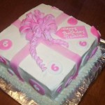 Old Girls Birthday Cake Design