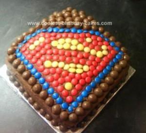 Superman Birthday Cupcakes2