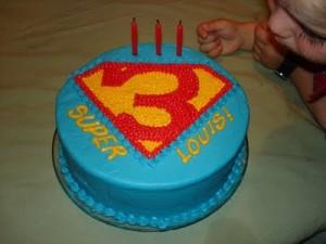 Superman Birthday Cupcakes3
