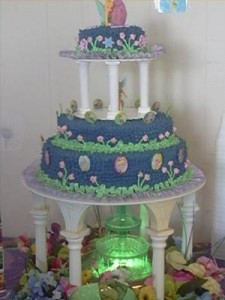 Tinkerbell Birthday Cupcakes1