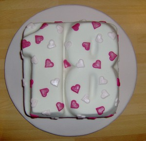 18th Birthday Cakes for Girls 2011