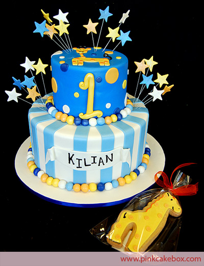 Outstanding 1St Birthday Cake Ideas For A Boybest Birthday Cakesbest Birthday Personalised Birthday Cards Veneteletsinfo