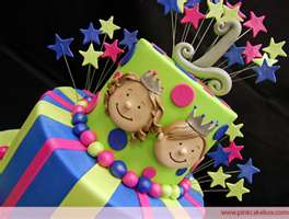 1st Birthday Ideas for Twin Girls