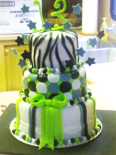 Astonishing 3 Tier 13Th Birthday Cakes For Girlsbest Birthday Cakesbest Funny Birthday Cards Online Kookostrdamsfinfo