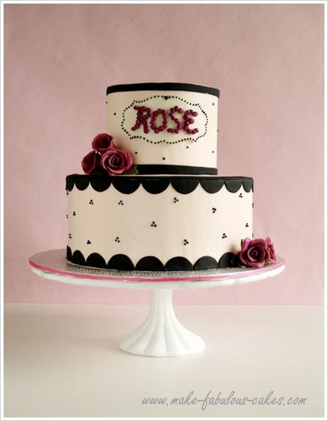 50th Birthday Cake Decoration IdeasBest Birthday CakesBest Birthday