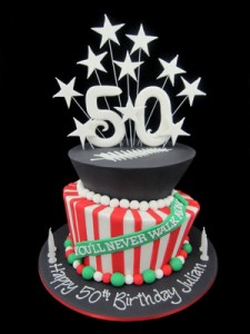 50th Birthday Cake Ideas For Men