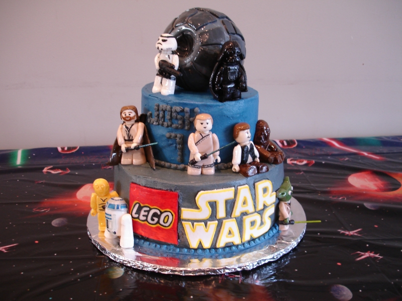 Outstanding Amazing Star Wars Birthday Cakesbest Birthday Cakesbest Birthday Cakes Birthday Cards Printable Inklcafe Filternl