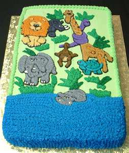 Animal Cake Photos Gallery