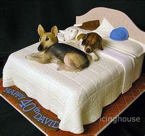 Animal Cakes Cute Cakes