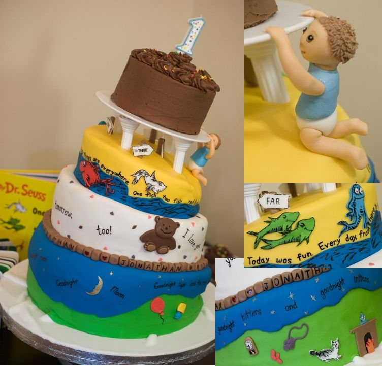 Cake Ideas For Baby Boy 1st Birthday : Looking for Easy woodworking lego ideas book Concept and ...