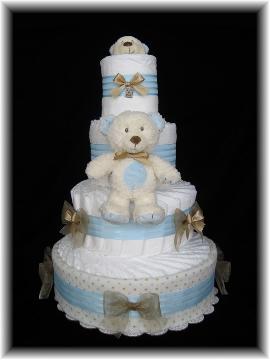 baby shower diaper cakes best birthday cakes