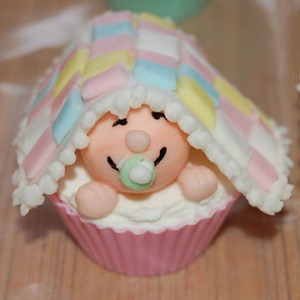 Baby's First Birthday Cake & Cupcake Ideas