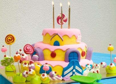 Birthday Cake Decorating Ideas for Children Best Birthday Cakes