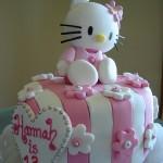Birthday Cake Fondant