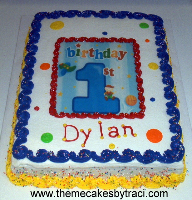 Birthday Cake Ideas for Little Boys Best Birthday Cakes
