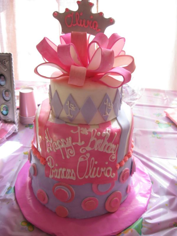 Fondant Cake Decorating Birthday : Birthday cake with fondant Best Birthday Cakes
