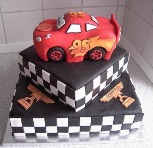 Cars Birthday Cake Recipe