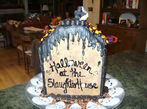 Cheap Halloween Decoration Cakes