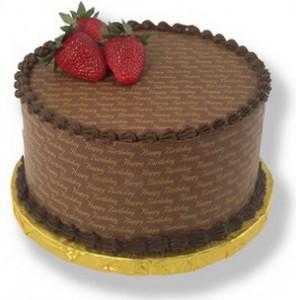 Chocolate Bakery Kids Birthday Cakes