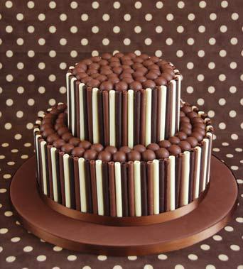 Chocolate Fudge Cake Decoration Ideas : birthday cakes wallpaper