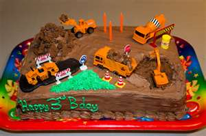 Collection of Kids Birthday Cake Decorating Ideas