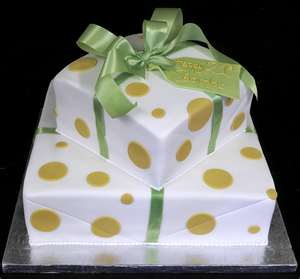 Cool Green Birthday Cakes for Girls
