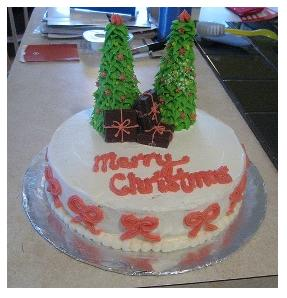 Coolest Christmas Cake Ideas