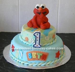 Coolest Elmo Birthday CakeBest Birthday CakesBest Birthday Cakes