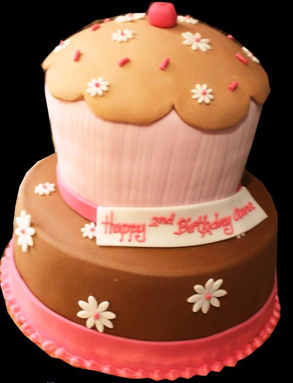 Birthday Cake Ideas With Cupcakes : Coolest Giant Cupcake Cake Ideas Best Birthday Cakes