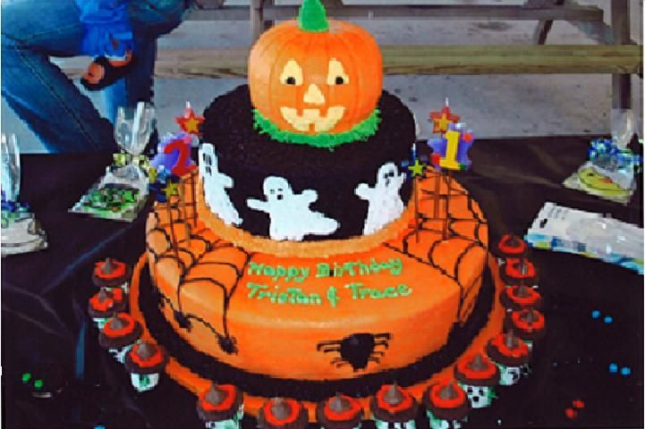 Halloween Birthday Cake Decorating Ideas : Coolest Halloween Cake Ideas Best Birthday Cakes