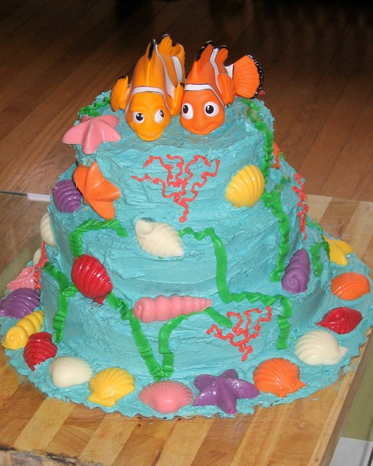 cool homemade cakes for kids