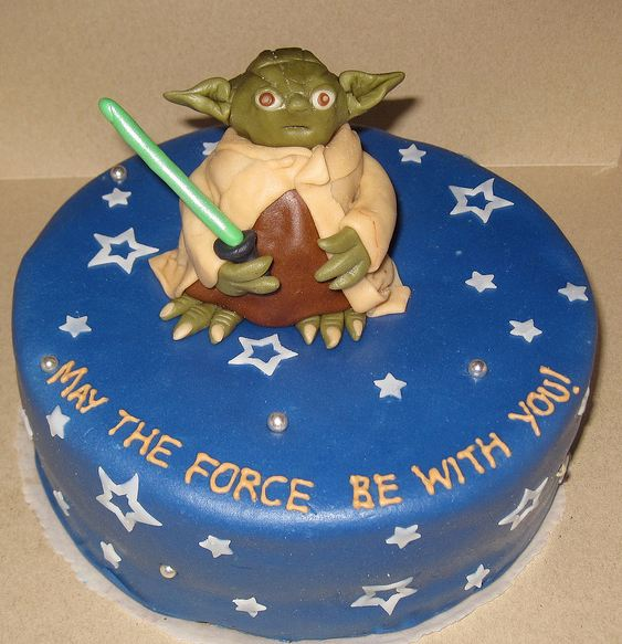 Coolest Star War Theme Cakes