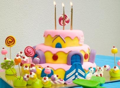 Cake Designs For Children S Birthday : Creative Kids  Birthday Cake Ideas Best Birthday Cakes