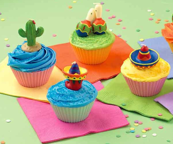 Cupcake Decorating Ideas Birthday : Cupcake Decorating Ideas Best Birthday Cakes