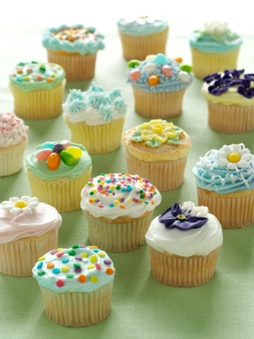 Birthday Cupcake Ideas Easy Image Inspiration of Cake and