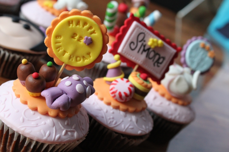Fantastic Cute Cupcakes For Birthdaybest Birthday Cakesbest Birthday Cakes Funny Birthday Cards Online Elaedamsfinfo