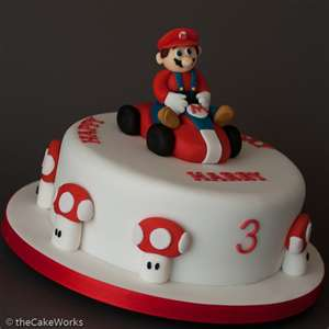 Easy Birthday Cake Ideas For Boys