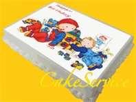 Edible Photo Birthday Cakes