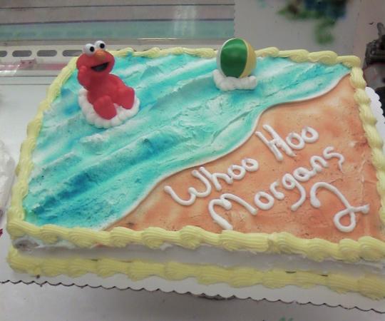 Super Elmo Beach Ball Other Cakebest Birthday Cakesbest Birthday Cakes Birthday Cards Printable Benkemecafe Filternl