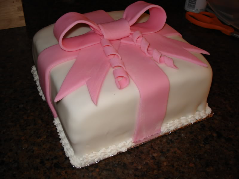 Cake Decorating How To Make Fondant : Fondant Cake Decorating Best Birthday Cakes