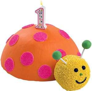 Fun Birthday Cakes for Children