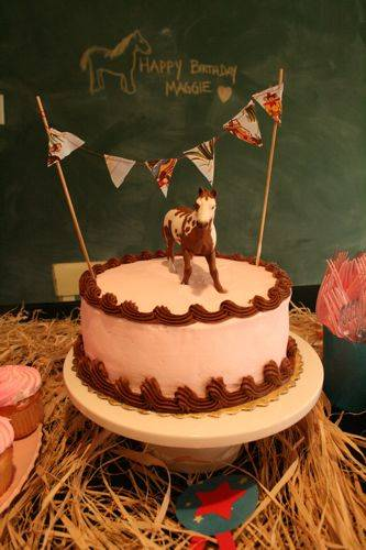 Fun Birthday Horse CakeBest Birthday CakesBest Birthday Cakes