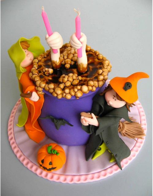 Cake Decorating Ideas Halloween : Halloween Decoration Cakes Best Birthday Cakes