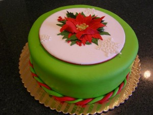 Holiday Bakery Cakes