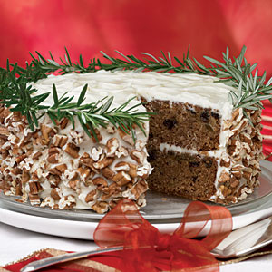 Holiday Cake Recipes