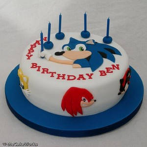 Homemade Birthday Cake Ideas for Boys