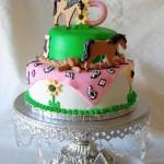 Horse Birthday Cakes Girls